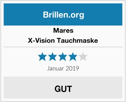 Mares X-Vision Tauchmaske Test