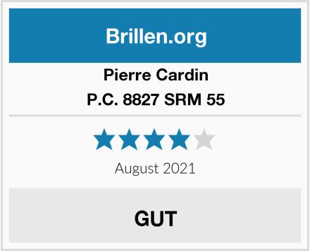 Pierre Cardin P.C. 8827 SRM 55 Test