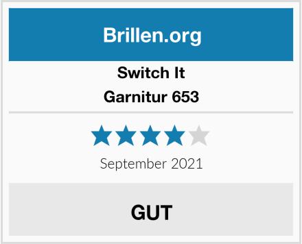 Switch It Garnitur 653 Test