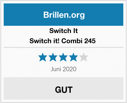 Switch It Switch it! Combi 245  Test