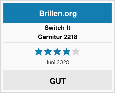 Switch It Garnitur 2218 Test