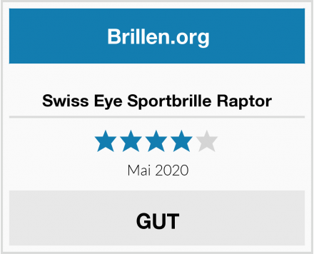 Swiss Eye Sportbrille Raptor Test