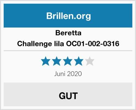 Beretta Challenge lila OC01-002-0316 Test