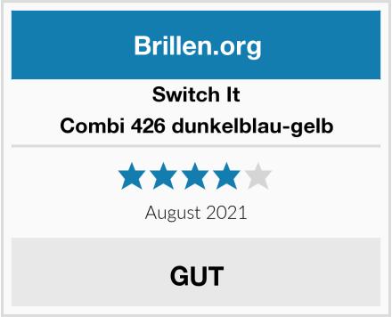 Switch It Combi 426 dunkelblau-gelb Test