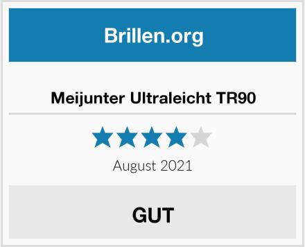 No Name Meijunter Ultraleicht TR90 Test