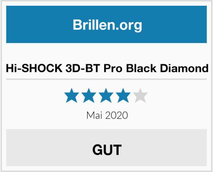 Hi-SHOCK 3D-BT Pro Black Diamond Test