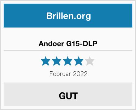 Andoer G15-DLP Test