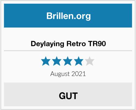 Deylaying Retro TR90 Test