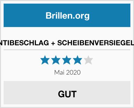 Brestol ANTIBESCHLAG + SCHEIBENVERSIEGELUNG SET1 Test
