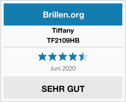 Tiffany TF2109HB Test
