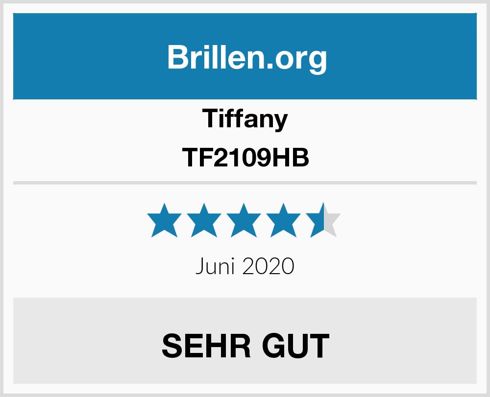 Tiffany TF2109HB Brillen Test 2018