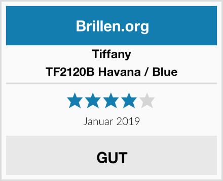 Tiffany TF2120B Havana / Blue Test