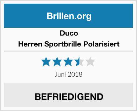 Duco Herren Sportbrille Polarisiert Test