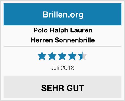 Polo Ralph Lauren Herren Sonnenbrille Test