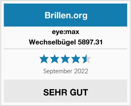 Eye Max  Wechselbügel 5897.31 Test