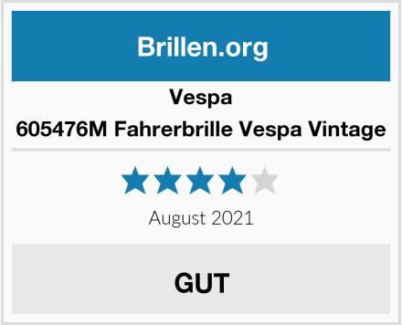 Vespa 605476M Fahrerbrille Vespa Vintage Test
