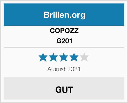 COPOZZ G201 Test
