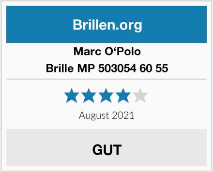 Marc O'Polo Brille MP 503054 60 55 Test