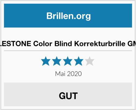 PILESTONE Color Blind Korrekturbrille GM-2 Test