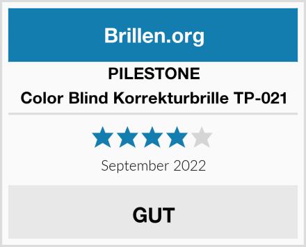 PILESTONE Color Blind Korrekturbrille TP-021 Test