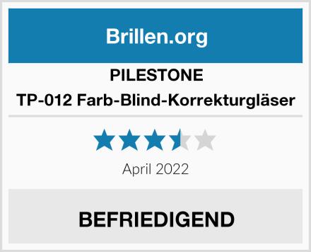 PILESTONE TP-012 Farb-Blind-Korrekturgläser Test