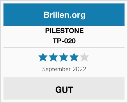 PILESTONE TP-020 Test
