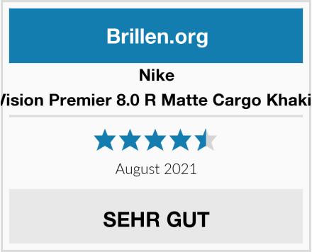 Nike Vision Premier 8.0 R Matte Cargo Khaki  Test