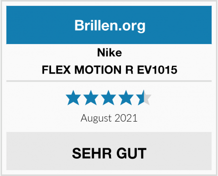 Nike FLEX MOTION R EV1015 Test