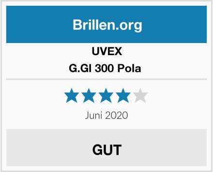 UVEX G.Gl 300 Pola  Test