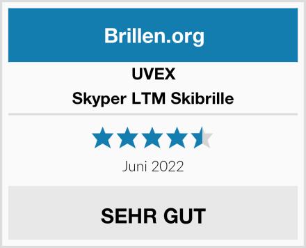 UVEX Skyper LTM Skibrille Test