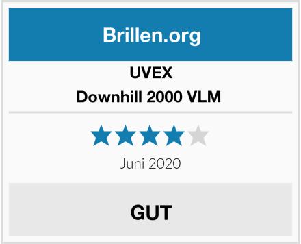 UVEX Downhill 2000 VLM  Test