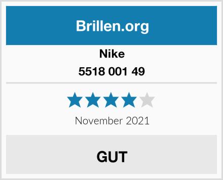 Nike 5518 001 49 Test