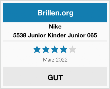 Nike 5538 Junior Kinder Junior 065 Test
