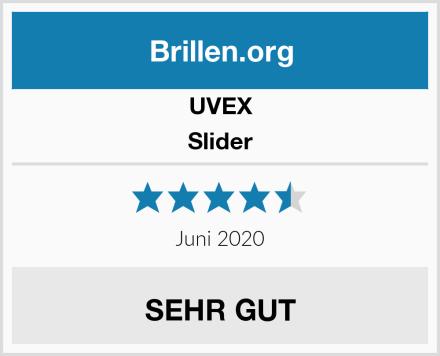 UVEX Slider Test