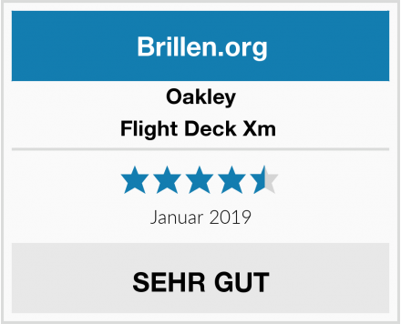 Oakley Flight Deck Xm  Test