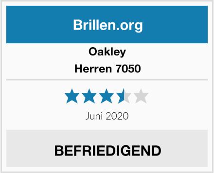 Oakley Herren 7050 Test