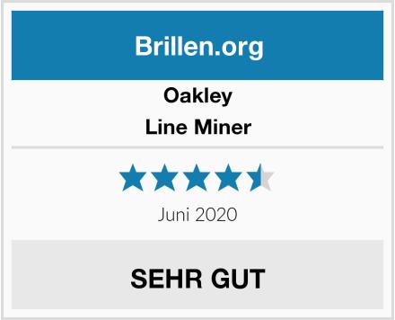Oakley Line Miner Test