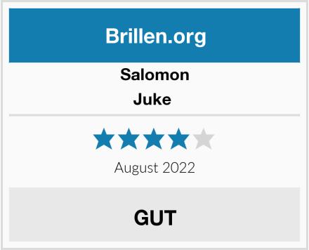 Salomon Juke  Test