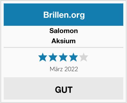 Salomon Aksium Test