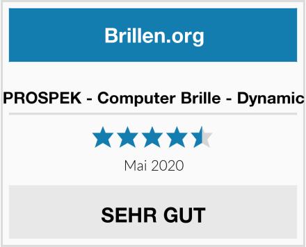 PROSPEK - Computer Brille - Dynamic Test