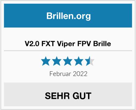 V2.0 FXT Viper FPV Brille Test