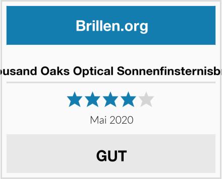 Thousand Oaks Optical Sonnenfinsternisbrille Test