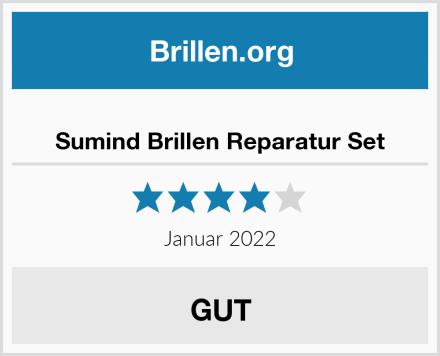 Sumind Brillen Reparatur Set Test