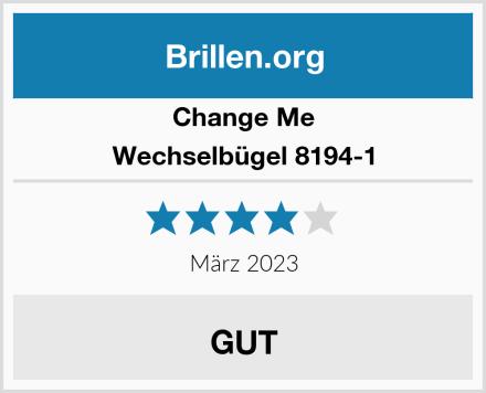 Change Me Wechselbügel 8194-1 Test