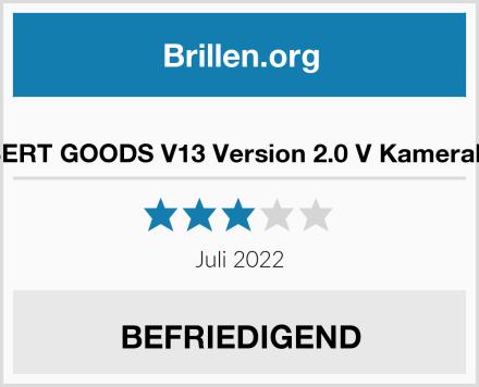 KOBERT GOODS V13 Version 2.0 V Kamerabrille Test