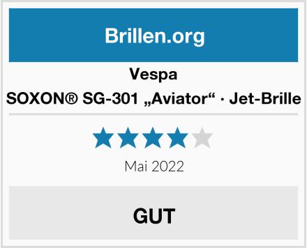 "Vespa SOXON® SG-301 ""Aviator"" · Jet-Brille Test"