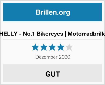 HELLY - No.1 Bikereyes | Motorradbrille Test
