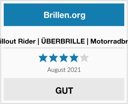 Chillout Rider | ÜBERBRILLE | Motorradbrille Test