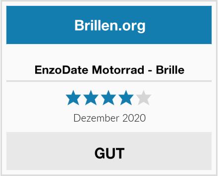 EnzoDate Motorrad - Brille Test