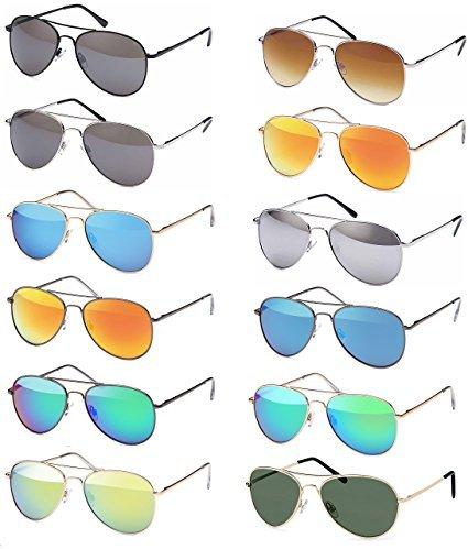 Balinco Pilotenbrille
